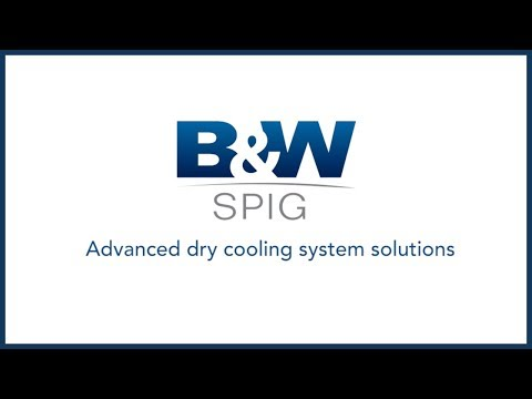 Advanced Dry Cooling Systems – Babcock & Wilcox