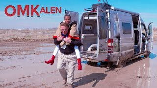 OMKalen: Kalen Takes the Wheel with Claudia When They Go RVing for the First Time