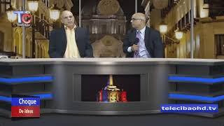 CHOQUE DE IDEAS CON RUBEN RODRIGUEZ Y DANIEL FERNANDEZ 22 ABRIL 2019