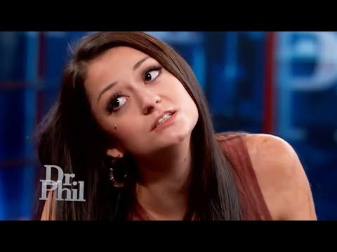 GIRL GETS CAUGHT LYING ON DR PHIL
