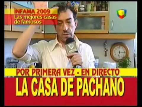 La casa de Anibal Pachano