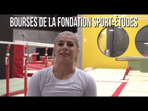 Bourses de la Fondation Sport-Études 2018