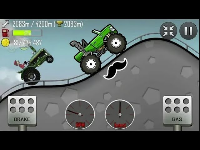 Tractor Games For Toddlers Free Heavy Duty Vehicles Pull Hill Climb Gonki Tractor Game Youtube