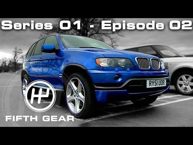 Fifth Gear: Series 1 - Episode 2
