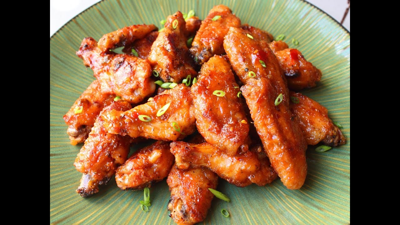 Spicy peanut butter pepper jelly chicken wings superbowl spicy peanut butter pepper jelly chicken wings superbowl chicken wings recipe youtube forumfinder Image collections