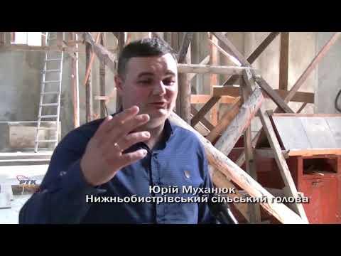 Історія храму Село Нижній Бистрий