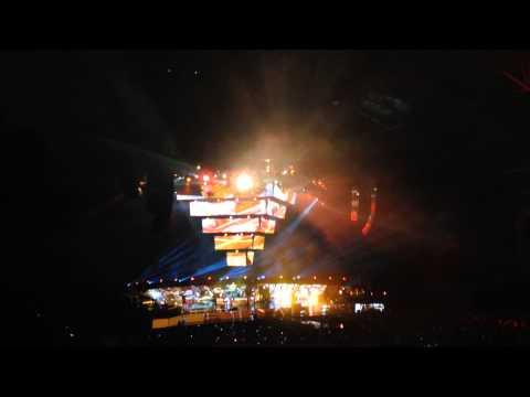 Muse - Sunburn @ Guadalajara (The 2nd Law Tour 2013)