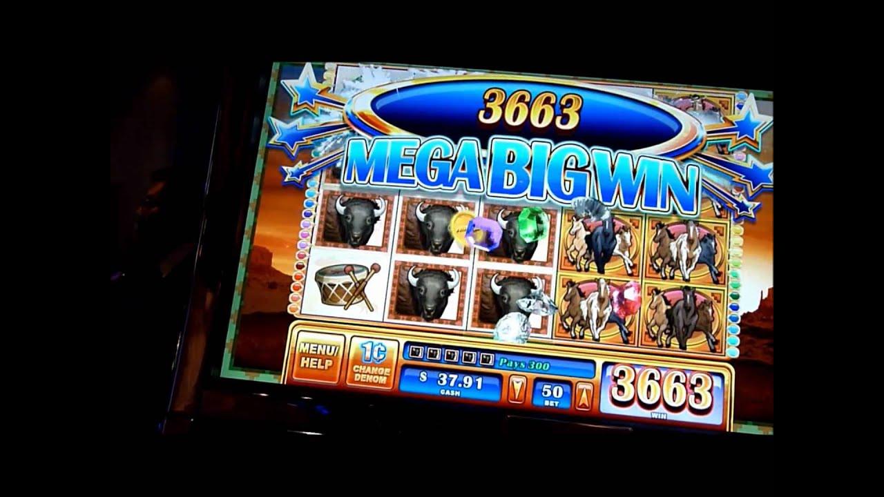 Wild Stampede Slot Machine