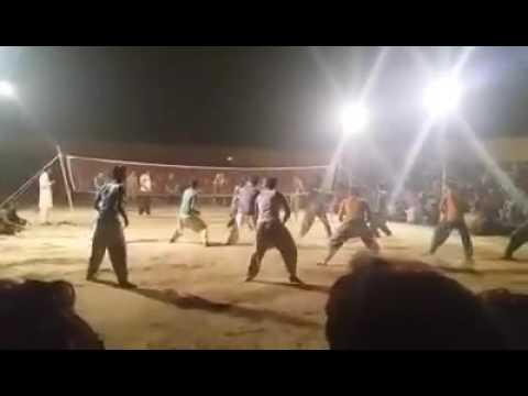 Sadaam khan joiya king of plastic ball dhapi or volley ball
