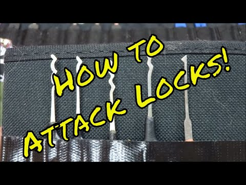 (404) Attacking Locks (For Beginners)