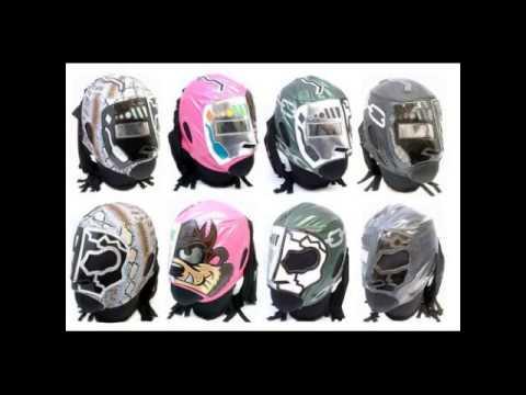 Top 10 las mejores mascaras del mundo youtube for Las mejores mascaras de terror del mundo