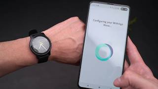 Withings Move: Unboxing and overview