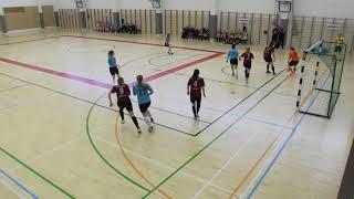 Naisten futsal-liiga 2017-2018 / Ylöjärven Ilves vs. FC Nokia maalikooste 11.3.2018
