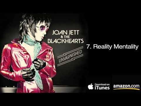 7.  Reality Mentality - Joan Jett & The Blackhearts