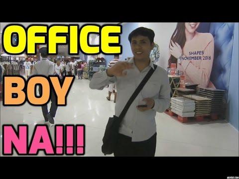 OFFICE BOY NA!!! - MichelleFamilyDiary