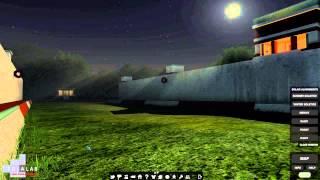 Virtual Chichen Itza in Blue Mars