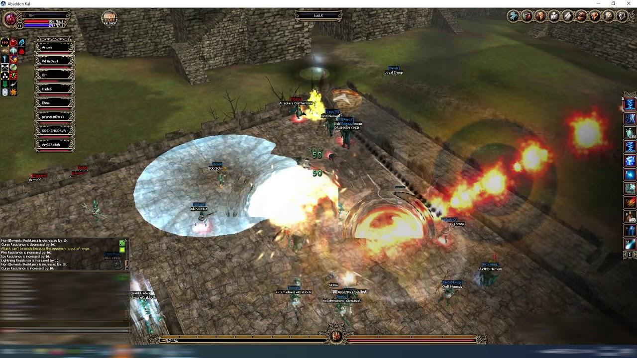 Abaddon Castle War 12-4-2020