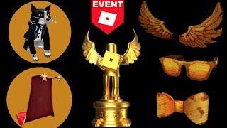 Cómo obtener artículos (EASY) en Roblox Bloxy Event 2019