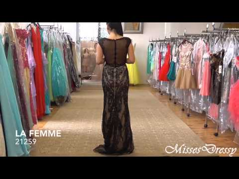 La Femme 21259 - Prom 2015