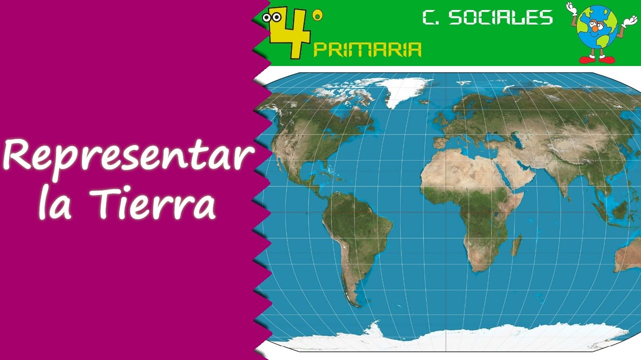 Ciencias Sociales. 4º Primaria. Tema 1. La representación