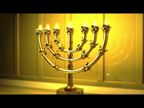 Hanukkah (Dedication) Hebraic Roots Teaching By Messianic Rabbi Zev Porat