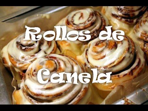 C�mo hacer Rollos Cinnabon