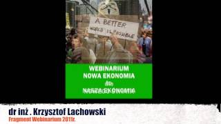 Webinarium Nowa Ekonomia 08 Krzysztof Lachowski