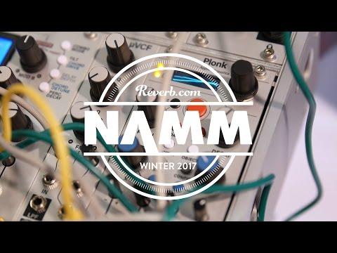 New Modules from Intellijel at NAMM 2017