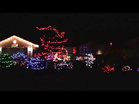 Marysville Musical Christmas Lights
