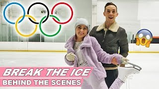 I Went Skating W/ An Olympic Figure Skater! (Adam Rippon)