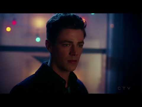 The flash season 4 mid season finale