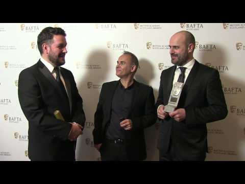 Scottish BAFTAs 2014  - Best Game - Grand Theft Auto V  - Rockstar Games