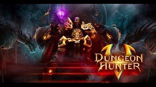 dungeon hunter 5 burak ile mobil oyun