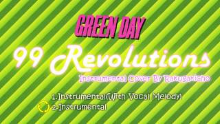 99 Revolutions - Green Day 2012 New Song Full Instrumental Cover