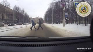ДТП на пешеходном Витебск thumbnail