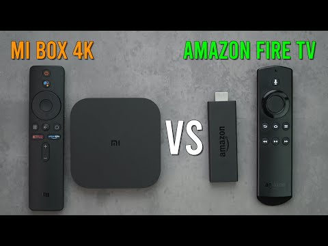 Mi Box 4K Vs Amazon Fire Tv: Best Streaming Device?