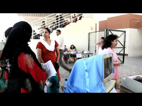 Video: Abu Dhabi Indian School holds admissions draw