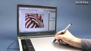 Графический планшет Wacom Bamboo Fun Pen&Touch M(Видеообзор дигитайзера (графического планшета) Wacom Bamboo Fun Pen&Touch M. Подробнее о товаре: ..., 2011-12-23T14:24:31.000Z)