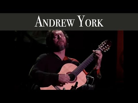 Andrew York plays Sunburst, Jubilation