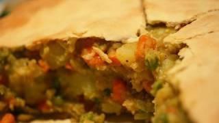Samosa Pie Or Samosa Casserole Or Baked Samosa Brunch Recipe Video
