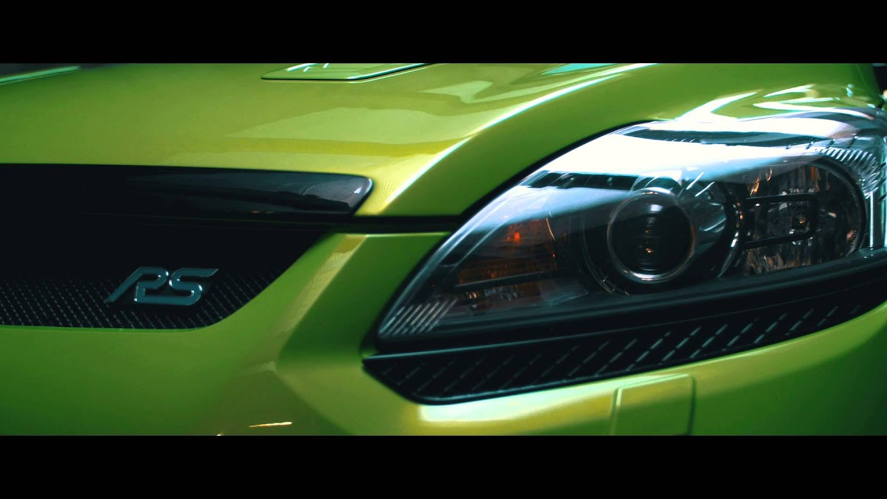 Ford Focus Rs Mk2 Youtube