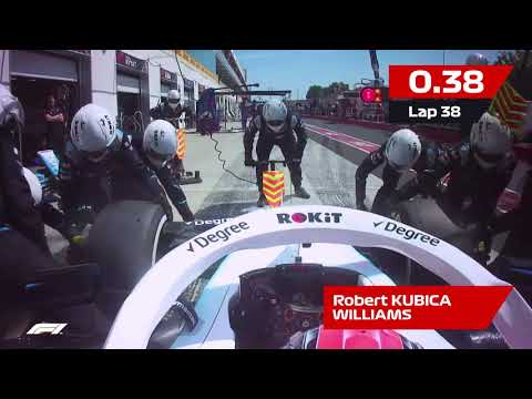 DHL Fastest Pit Stop | 2019 Canadian Grand Prix