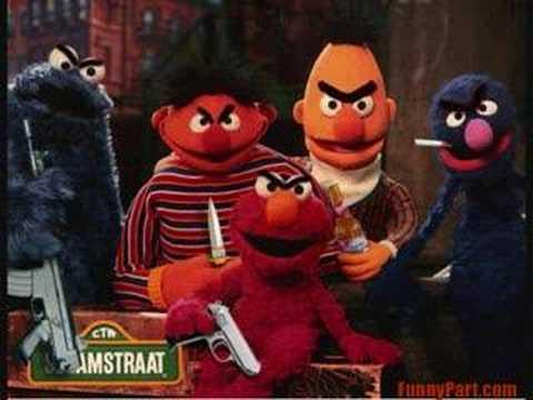 sesame street gangstas   grover s theme   youtube