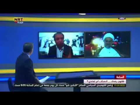 الاعلامي عدنان الطائي يمسح الأرض  بهذا الصعلوك الفاسد الحرامي  محمد الهنداوي ويفضح تشريعاته
