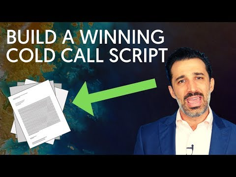 How To Build A Cold Calling Script (Step-By-Step)