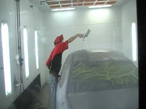 s asser spraying primer