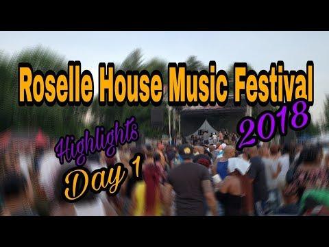 Roselle House Music Festival- 2018 Highlights- Deep House