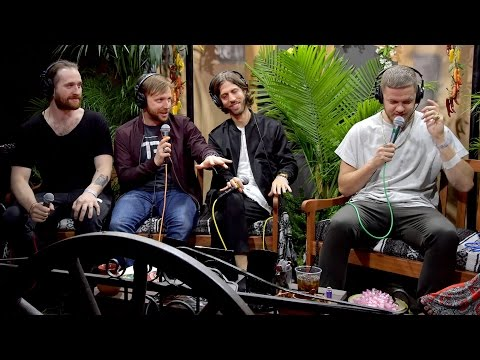 Imagine Dragons Interview - KROQ Weenie Roast Y Fiesta 2017