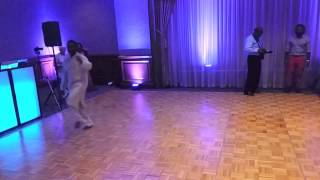 Indian Wedding Reception Dance (Tamil) 11/29/14