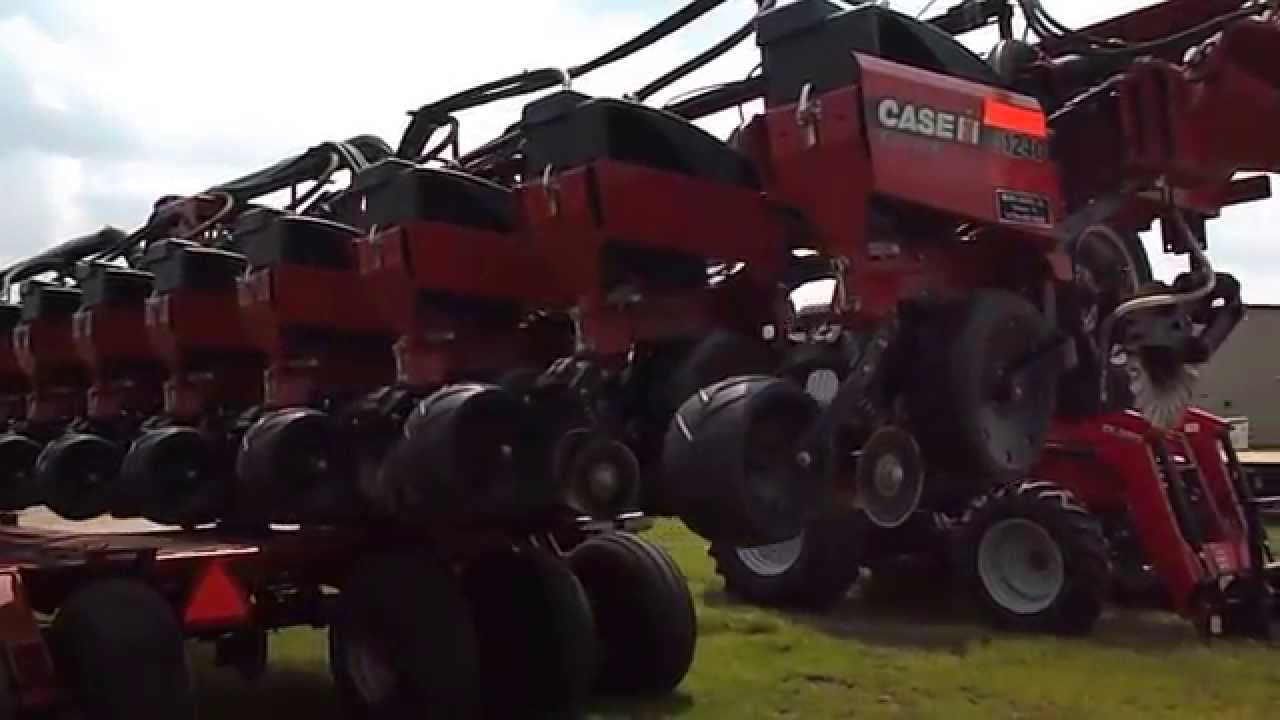 Case Ih 1240 Early Riser Planter For Sale Youtube